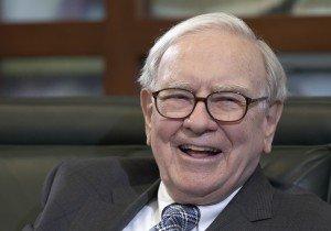 Warren Buffett AP Photo