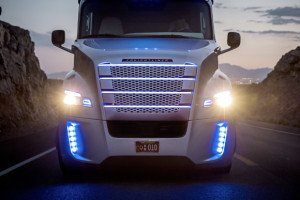 Daimler Freightliner Inspiration Truck Source: Daimler.com