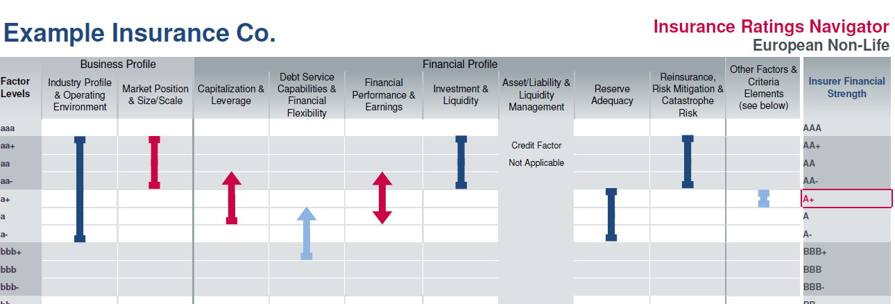 FITCH NAVIGATOR EXAMPLE CO from report