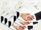 M&A deals multiple handshakes