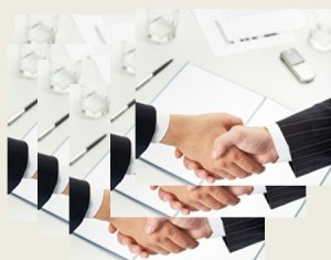 M&A deals multiple handshakes