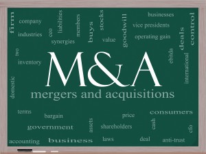 M&A, Mergers and Acquisitions