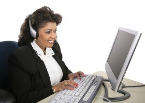 Indian Woman - Technical Support