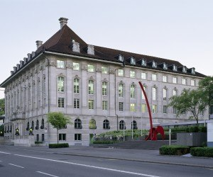 Swiss re Zurich Headquarters