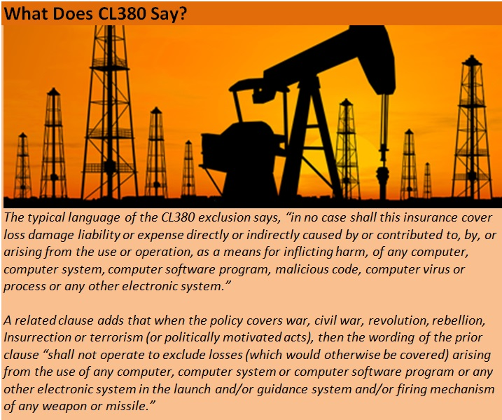 WILLIS CYBER ENERGY CLAUSE 380 TEXTBOX 2