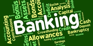 Banking Word Meaning Words E-Banking And Banks