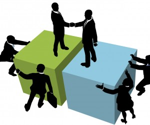 Mergers, Partnership, Teamwork