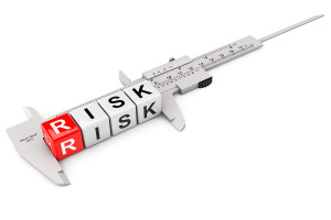 Caliper Measure Risk Cubes