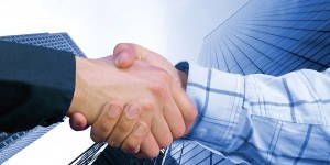 corporate deal, handshake, merger, partnership, agreement