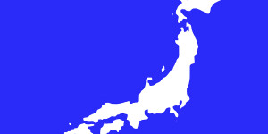 Island Of Japan Map Outline