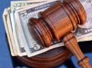bigstock-Money-Settlement-by-judgment--28915613