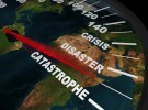 Speeding toward Global Catastrophe, disaster