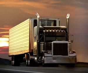 Truck, big rig, commercial auto
