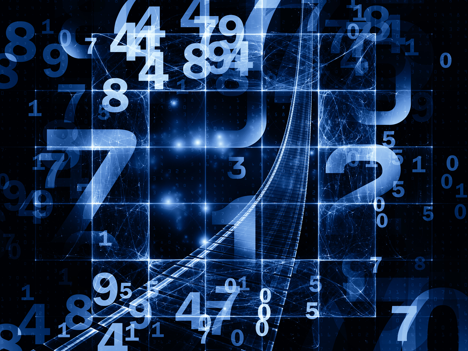 virtual mathematics mdash stock - photo #47