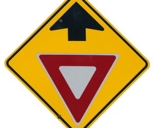 Yield Ahead