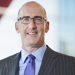 Russell Johnston, CEO, QBE North America