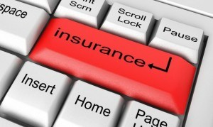 insurance on computer keyboard online distribution online sales
