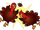 Turkey Bowl Collision