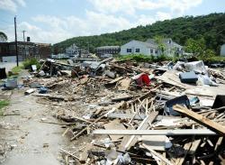 Tornado Damage; FEMA