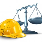 workers comp and scales construction hat